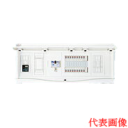 HCB13E6-102TL4NB 日東工業 電気温水器(エコキュート)+IH用 HCB形ホーム分電盤 入線用端子台付+付属機器取付スペース付(ドア付) リミッタスペース付 露出・半埋込共用型 電気温水器用ブレーカ40A 主幹3P60A 分岐10+2