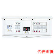 HCB2E10-40-TC4510 日東工業 オール電化住宅用 蓄熱回路用 HCB形ホーム分電盤 TC+TCタイプ(ドア付) 露出・半埋込共用型 回路数6+0 主幹容量100A