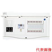 HCB3E10-222TL434B 日東工業 エコキュート(電気温水器)+IH+蓄熱用 HCB形ホーム分電盤 入線用端子台付 TL434タイプ(ドア付) リミッタスペースなし 露出・半埋込共用型 電気温水器用ブレーカ容量40A 主幹3P100A 分岐22+2