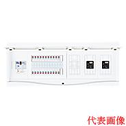 HCB3E7-222TE45WB 日東工業 エコキュート(電気温水器)+IH+蓄熱用 HCB形ホーム分電盤 入線用端子台付 TE45Wタイプ(ドア付) リミッタスペースなし 露出・半埋込共用型 主幹3P75A 分岐22+2