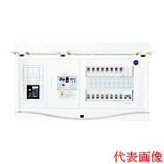 HCB3E7-402STLR4B 日東工業 エコキュート(電気温水器)+IH+太陽光発電用 HCB形ホーム分電盤 入線用端子台付(ドア付) リミッタスペースなし 露出・半埋込共用型 電気温水器用ブレーカ容量40A 主幹3P75A 分岐40+2