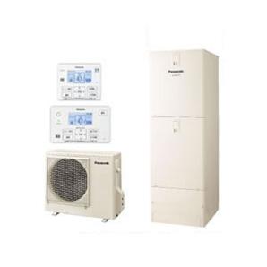 【コミュニケーションリモコン付】Panasonic エコキュート 370Lパワフル高圧 ECONAVI フルオートタイプ NSシリーズHE-NSU37JQS + HE-TQFJW