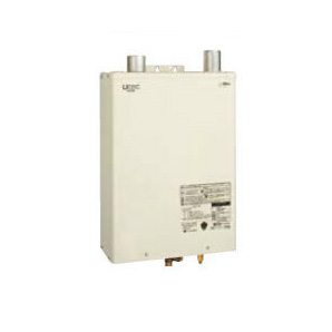 HMG-Q477MKF サンポット 石油給湯機器 Qタイプシリーズ Utac 水道直圧式 給湯専用壁掛式 屋内設置型 46.5kW 強制給排気 本体のみ