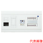 HPB13E6-222TL404B 日東工業 エコキュート(電気温水器)+IH+蓄熱用 HPB形ホーム分電盤 入線用端子台付 TL404タイプ(ドアなし) リミッタスペース付 露出・半埋込共用型 電気温水器用ブレーカ容量40A 主幹3P60A 分岐22+2