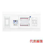 HPB13E7-164N 日東工業 ホーム分電盤 HPB形ホーム分電盤 ドアなし リミッタスペース・付属機器取付スペース付 露出・半埋込共用型 主幹3P75A 分岐16+4