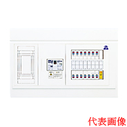 HPB13E7-341LA 日東工業 避雷器付 HPB形ホーム分電盤(ドアなし) リミッタスペース付 露出・半埋込共用型 主幹3P75A 分岐34+1