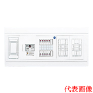 HPB13E7-84D 日東工業 ホーム分電盤 HPB形ホーム分電盤 ドアなし リミッタスペース付 付属機器取付スペース×2付 露出・半埋込共用型 主幹3P75A 分岐8+4