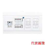 HPB3E6-182D 日東工業 ホーム分電盤 HPB形ホーム分電盤 ドアなし リミッタスペースなし 付属機器取付スペース×2 露出・半埋込共用型 主幹3P60A 分岐18+2