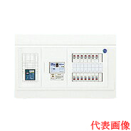 HPB3E7-182TL4B 日東工業 エコキュート(電気温水器)+IH用 HPB形ホーム分電盤 入線用端子台付(ドアなし) リミッタスペースなし 露出・半埋込共用型 電気温水器用ブレーカ40A 主幹3P75A 分岐18+2
