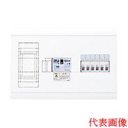 HSB13E53-42 日東工業 ホーム分電盤 HPB形ホーム分電盤 ドアなし リミッタスペース付 横一列タイプ(単相3線式) 露出型 主幹3P30A 分岐4+2