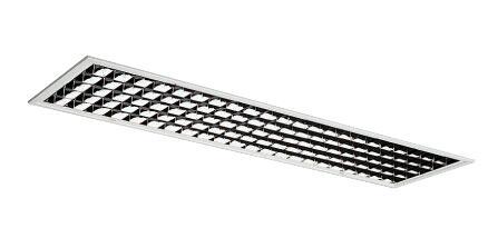 三菱電機 施設照明部材ベースライト用部材 OA金属ルーバ グレア分類:VタイプL4522