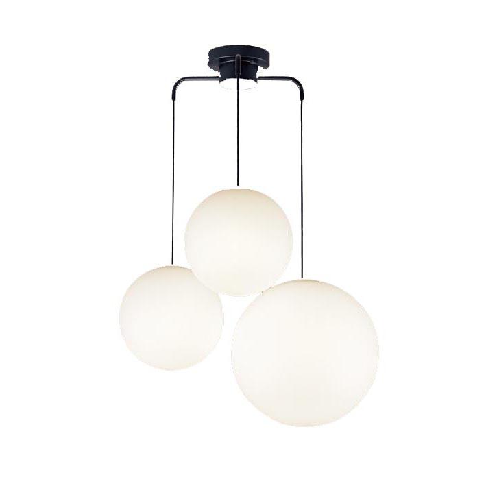 LGB19411BZ パナソニック Panasonic 照明器具 LEDシャンデリア 電球色 直付吊下型 MODIFY スフィア型 M・M・Lサイズ 60形電球4灯相当  【~6畳】