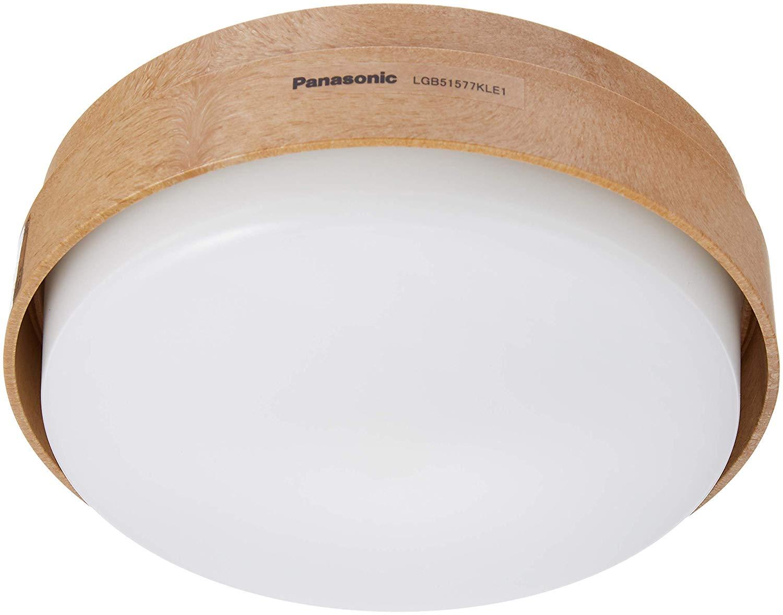 LGB51577KLE1 パナソニック Panasonic 照明器具 LED小型シーリングライト 温白色 拡散タイプ 100形電球相当 LGB51577KLE1