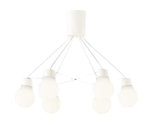 LGB57628WCE1 パナソニック Panasonic 照明器具 LAMP DESIGNシリーズ LEDシャンデリア 電球色 吊下型 ~6畳 拡散タイプ 引掛シーリング方式 白熱電球60形6灯器具相当 LGB57628WCE1