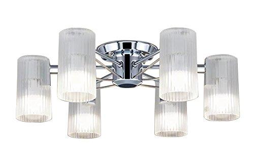 LGB57670K パナソニック Panasonic 照明器具 LEDシャンデリア 天井直付型 電球色 60形電球6灯器具相当