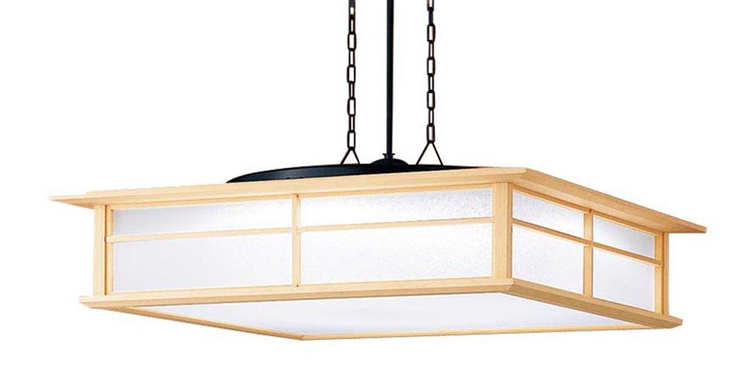 LGBZ7201和風LEDペンダントライト 10畳用 調光・調色タイプ 和室向けPanasonic 照明器具 EVERLEDS