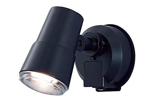 LGWC45001BK パナソニック Panasonic 照明器具 LEDスポットライト 勝手口灯 電球色 防雨型 FreePa フラッシュ ON/OFF型(連続点灯可能) 明るさセンサ付 50形電球相当 LGWC45001BK