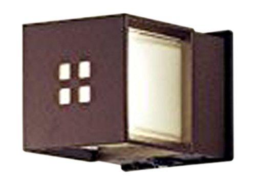 LGWC85040AK パナソニック Panasonic 照明器具 エクステリア LEDポーチライト 電球色 40形電球1灯器具相当 密閉型 防雨型 FreePaお出迎え 明るさセンサ付 点灯省エネ型 LGWC85040AK