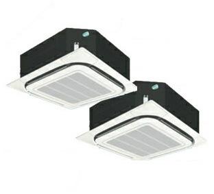 LSGYP10FD ダイキン 中温用エアコン 中温用インバーターZEAS 天井埋込カセット形ラウンドフロー 10HPタイプ(ツイン) LSGYP10FD (冷暖兼用 三相200V ワイヤード)