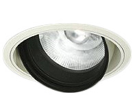 LZD-91964AWVE 大光電機 施設照明 LEDユニバーサルダウンライト miracoQ+ LZ4C CDM-T70W相当 COBタイプ 11°狭角形 温白色 LZD-91964AWVE