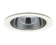 大光電機 施設照明LEDベースダウンライト LZ2C FHT32W×2灯相当40° Q+ 鏡面コーン 温白色LZD-92287AWV