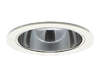 大光電機 施設照明LEDベースダウンライト LZ2C FHT32W×2灯相当60° Q+ 鏡面コーン 温白色LZD-92288AWV