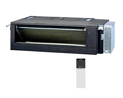MBZ-4017AS-IN (おもに14畳用) ※室内機のみ三菱電機 霧ヶ峰 システムマルチ 室内ユニット ハウジングエアコン 住宅設備用
