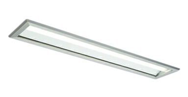 MY-BC450303-NAHTN 三菱電機 施設照明 LEDライトユニット形ベースライト Myシリーズ 40形 埋込形 220幅 ステンレス枠 透明ガラス クリーンルーム 清浄度クラス6対応 FHF32形×2灯定格出力相当 省電力タイプ 段調光 昼白色 MY-BC450303/N AHTN
