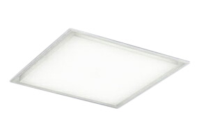 MY-SK460100N-4ARTX 三菱電機 施設照明 LEDスクエアベースライト Myシリーズ ライトユニット形 パネルタイプ 埋込形□450(フラットタイプ) FHP32形×3灯相当 クラス600 ダクト回避形 昼白色 連続調光(無線制御) MY-SK460100N/4 ARTX