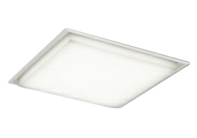 MY-SK460104WW-4ARTX 三菱電機 施設照明 LEDスクエアベースライト Myシリーズ ライトユニット形 パネルタイプ 埋込形□450(化粧枠タイプ 浅形) FHP32形×3灯相当 クラス600 ダクト回避形 温白色 連続調光(無線制御) MY-SK460104WW/4 ARTX