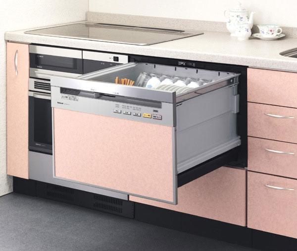 NP-P60V1PSPS Panasonic ビルトイン食器洗い乾燥機 汚れはがしミストシリーズ ワイドタイプ ドアパネル型 NP-P60V1PSPS