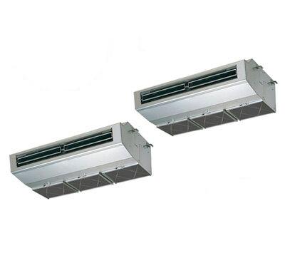 PCZX-HRMP160HR 三菱電機 業務用エアコン 厨房用 ズバ暖スリム 同時ツイン160形 (6馬力 三相200V ワイヤード)