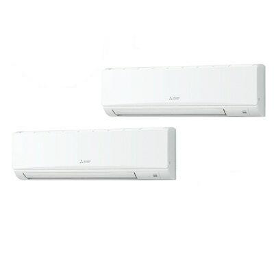 PKZX-ERMP160KT 三菱電機 業務用エアコン 壁掛形 スリムER 室外機コンパクトタイプ 同時ツイン160形 (6馬力 三相200V ワイヤード)