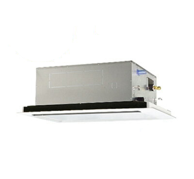 PLZ-ZRMP112LR 三菱電機 業務用エアコン 2方向天井カセット形 スリムZR(標準パネル) シングル112形 (4馬力 三相200V ワイヤレス)