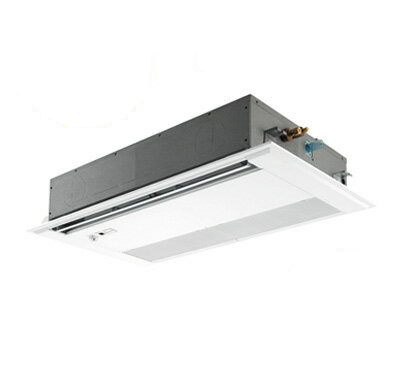 PMZ-ERMP63SFER 三菱電機 業務用エアコン 1方向天井カセット形 スリムER(ムーブアイセンサーパネル) シングル63形 (2.5馬力 単相200V ワイヤード)