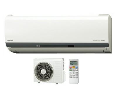 RAS-VL63H2(W) (おもに20畳用・単相200V・室内電源) 日立 住宅設備用エアコン 白くまくん VLシリーズ(2018)