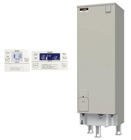 SRT-J46CD5-ir 【インターホンリモコン付】 三菱電機 電気温水器 460L 自動風呂給湯タイプ 高圧力型 エコオート SRT-J46CD5 + RMC-JD5SE