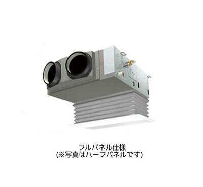 SSRB45BCT ダイキン 業務用エアコン FIVESTAR ZEAS 天井埋込カセット形 ビルトインHiタイプ シングル45形 (1.8馬力 三相200V ワイヤード 吸込フルパネル仕様)