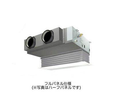 SSRB80BCV ダイキン 業務用エアコン FIVESTAR ZEAS 天井埋込カセット形 ビルトインHiタイプ シングル80形 (3馬力 単相200V ワイヤード 吸込フルパネル仕様)