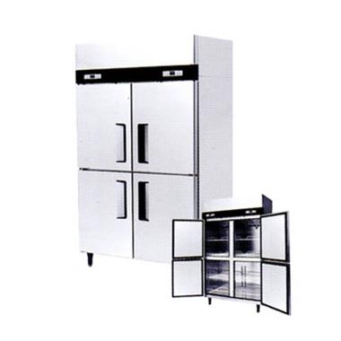 ●SSRI-1265 シェルパ 業務用 タテ型4室 冷蔵庫 SSRIシリーズ 内容量:冷蔵761L 省エネインバータ搭載