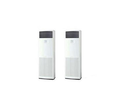SSRV160BCD ダイキン 業務用エアコン FIVESTAR ZEAS 床置形 同時ツイン160形 (6馬力 三相200V )■分岐管(別梱包)含む