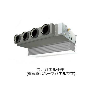 (6馬力 三相200V ワイヤード 吸込フルパネル仕様) ダイキン 業務用エアコン EcoZEAS 天井埋込カセット形 ビルトインHiタイプ シングル160形 SZRB160BC