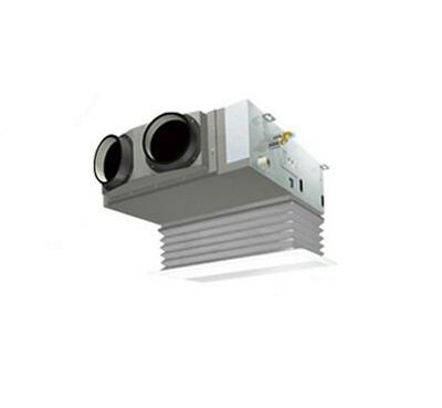 (2.3馬力 三相200V ワイヤード 吸込ハーフパネル仕様) ダイキン 業務用エアコン EcoZEAS 天井埋込カセット形 ビルトインHiタイプ シングル56形 SZRB56BCT