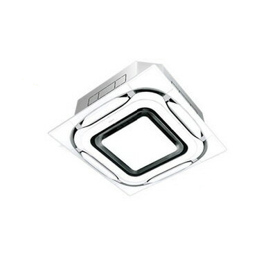 SZRC45BCV ダイキン 業務用エアコン EcoZEAS 天井埋込カセット形S-ラウンドフロー デザイナーズパネル シングル45形 (1.8馬力 単相200V ワイヤード)