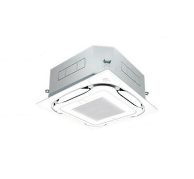 SZRC63BCV ダイキン 業務用エアコン EcoZEAS 天井埋込カセット形S-ラウンドフロー オートクリーンパネル シングル63形 (2.5馬力 単相200V ワイヤード)