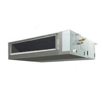 (2.5馬力 単相200V ワイヤード) ダイキン 業務用エアコン EcoZEAS 天井埋込ダクト形<標準> シングル63形 SZRMM63BCV