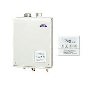 UIB-AG47MX-FFW コロナ 石油給湯機器 AGシリーズ ガス化 AVIENA G(水道直圧式) 給湯専用タイプ UIBシリーズ 壁掛型 46.5kW 屋内設置型 強制給排気 ボイスリモコン付属 UIB-AG47MX(FFW)
