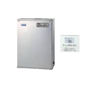 UIB-NE46P-S-MSD コロナ 石油給湯機器 エコフィール NEシリーズ(標準圧力型貯湯式) 給湯専用タイプ UIBシリーズ 据置型 45.6kW 屋外設置型 前面排気 ボイスリモコン付属 高級ステンレス外装 UIB-NE46P-S(MSD)