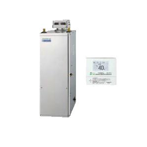 UIB-NE46P-S-SD コロナ 石油給湯機器 エコフィール NEシリーズ(標準圧力型貯湯式) 給湯専用タイプ UIBシリーズ 据置型 45.6kW 屋外設置型 無煙突 ボイスリモコン付属 高級ステンレス外装 UIB-NE46P-S(SD)