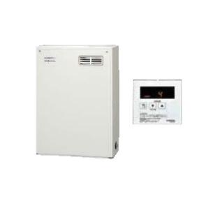 UIB-NX46R(MD) コロナ 石油給湯機器 NXシリーズ(貯湯式) 給湯専用タイプ UIBシリーズ 据置型 45.6kW 屋外設置型 前面排気 シンプルリモコン付属